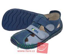 FARE BARE dětské letní boty 5161201
