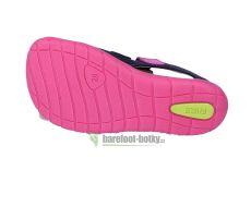 Barefoot FARE BARE dětské letní boty 5262251 bosá