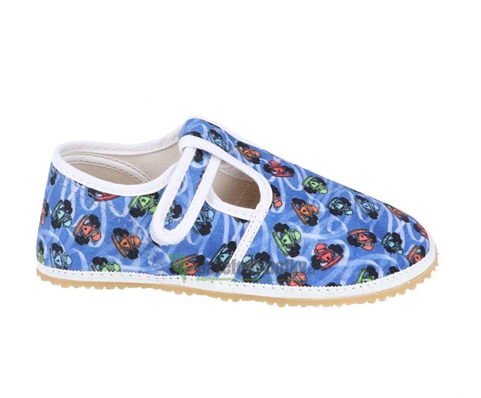 Barefoot Jonap papučky formule bosá