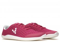 Barefoot Vivobarefoot STEALTH II L Textile Pink bosá