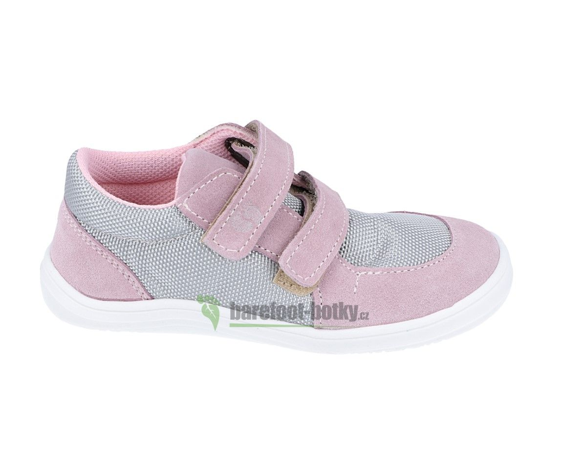 Barefoot Baby bare shoes Febo sneakers pink bosá