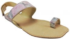 Barefoot Barefoot sandále Dione květinové ORTOplus Barefoot bosá