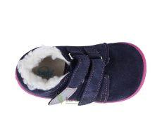 Barefoot Beda Barefoot - Elisha zimní boty s membránou bosá