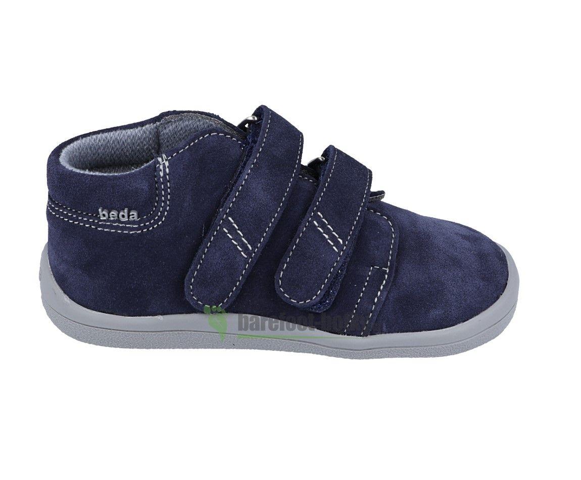 Barefoot Beda Barefoot - lucas- celoroční boty s membránou bosá