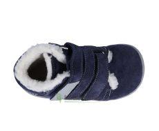 Barefoot Beda Barefoot Lucas - zimní boty s membránou bosá