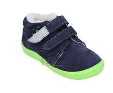 Barefoot Beda Barefoot - Marcus zimní boty s membránou bosá
