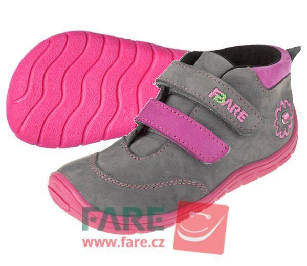 Barefoot FARE BARE dětské celoroční boty 5121252 bosá