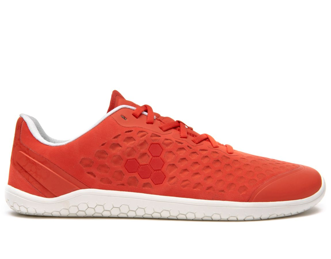 Barefoot VIVOBAREFOOT STEALTH III L Firetracker Orange bosá