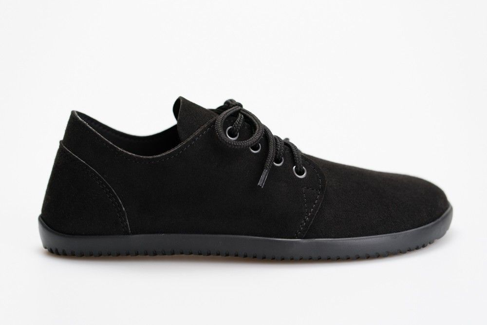 Barefoot Ahinsa Shoes Bindu 2 Bare Černá bosá
