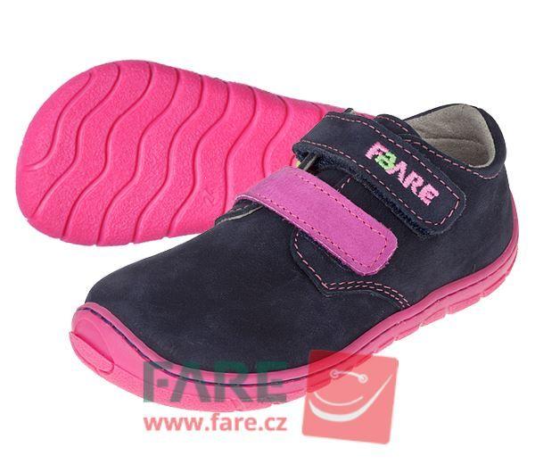 Barefoot FARE BARE dětské celoroční boty 5113251 bosá