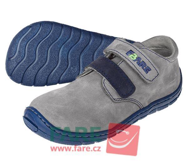 Barefoot FARE BARE dětské celoroční boty 5113261 bosá
