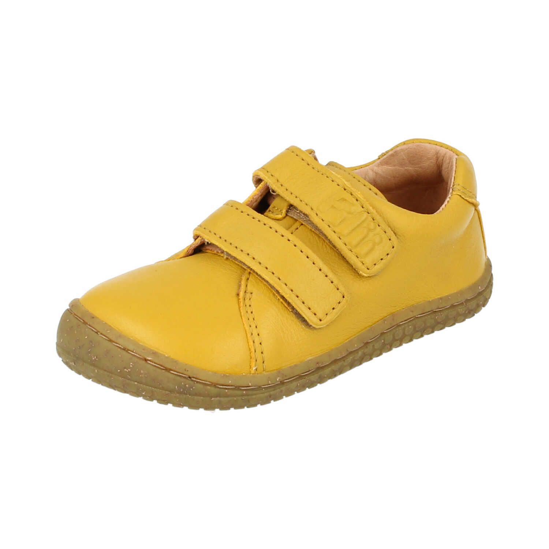 Barefoot Filii barefoot tenisky Bio Soft-walk nappa lemon W bosá