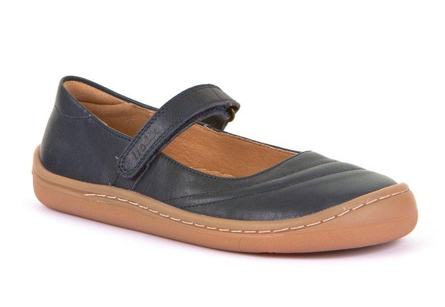 Barefoot Froddo barefoot baleríny dark blue bosá