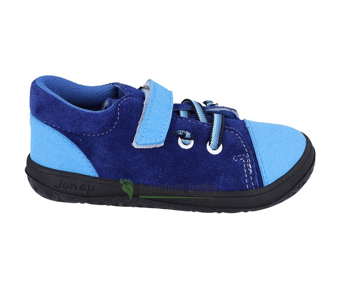 Barefoot Jonap barefoot B12SV modrá/tyrkys bosá