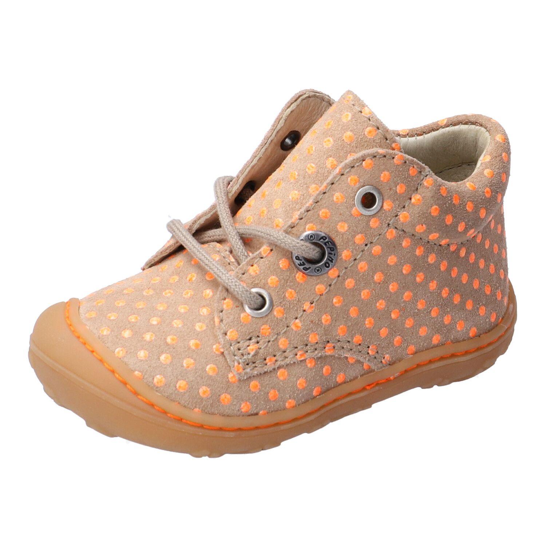 Barefoot RICOSTA Dots skin M 12232-621 bosá