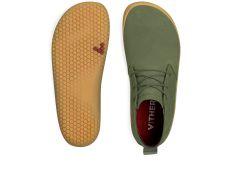 Barefoot Vivobarefoot GOBI J BOTANICAL GREEN bosá