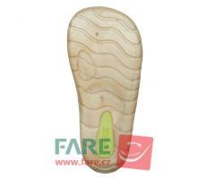 Barefoot FARE BARE dětské sandály 5062202 bosá