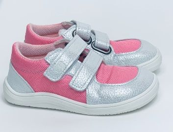 Barefoot Baby bare shoes Febo Sneakers Watermelon/Pink bosá