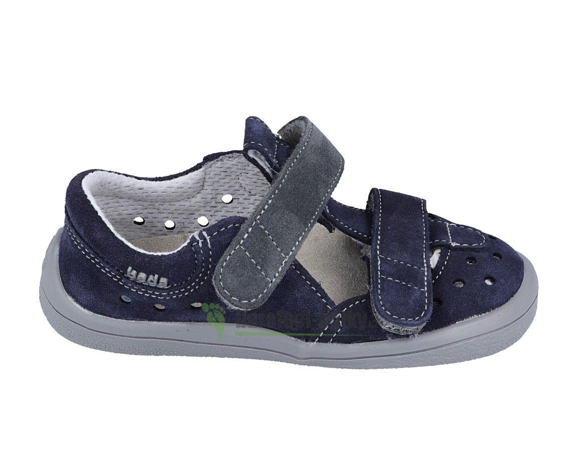 Barefoot Beda Barefoot sandále Lucas bosá