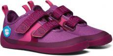 Barefoot Dětské barefoot botičky Affenzahn Cotton Sneaker Bird bosá