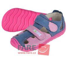 FARE BARE dětské letní boty 5161251