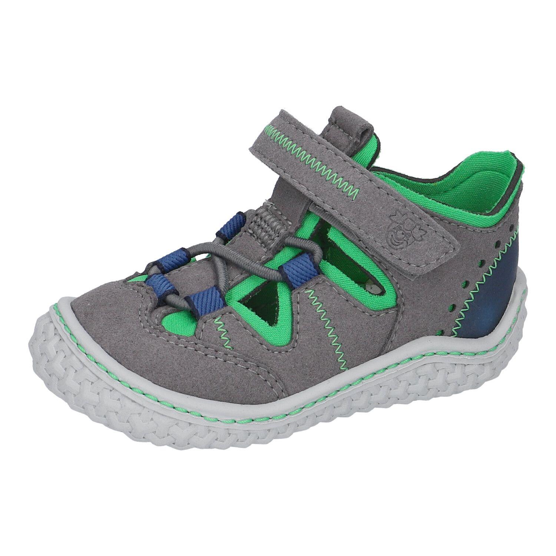 Barefoot Barefoot sandálky RICOSTA Jerry graphit 17205-451 bosá