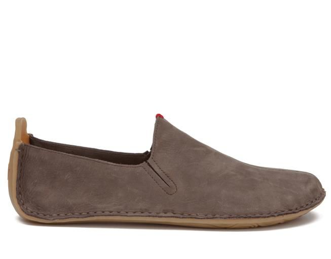 Barefoot Vivobarefoot  ABABA M Leather Brown bosá