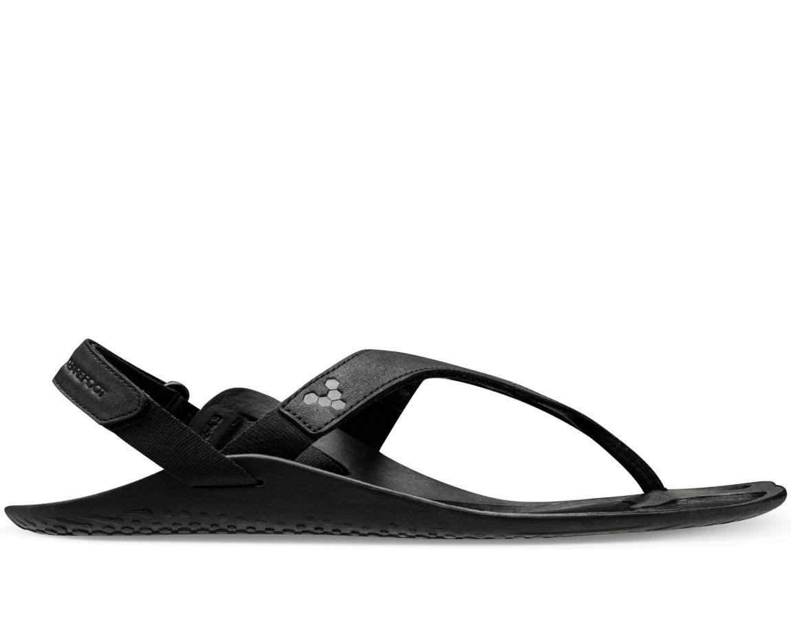 Barefoot Vivobarefoot TOTAL ECLIPSE LUX MENS OBSIDIAN bosá