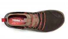 Barefoot Vivobarefoot PRIMUS TREK L Leather Dk Brown bosá