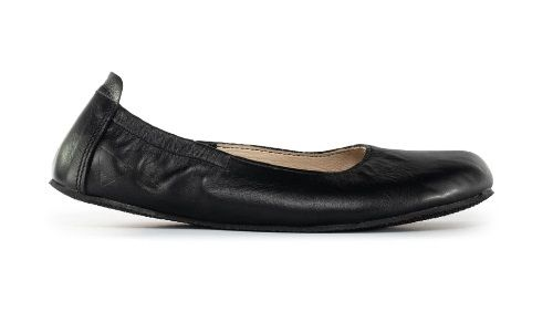 Barefoot Angles Balerínky HARMONIA černá Angles Fashion bosá