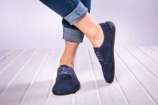 Barefoot Barefoot boty Be Lenka City - Navy bosá