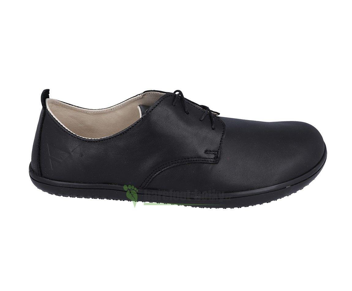 Barefoot Barefoot polobotky Angles Pythagoras EV Black Angles Fashion bosá