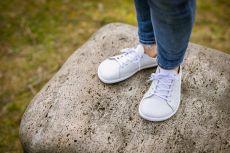 Barefoot Barefoot tenisky Be Lenka Prime - White bosá