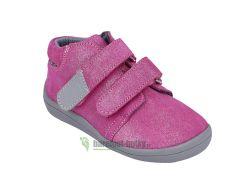 Barefoot Beda Barefoot - Janette třpytivé - celoroční boty s membránou bosá