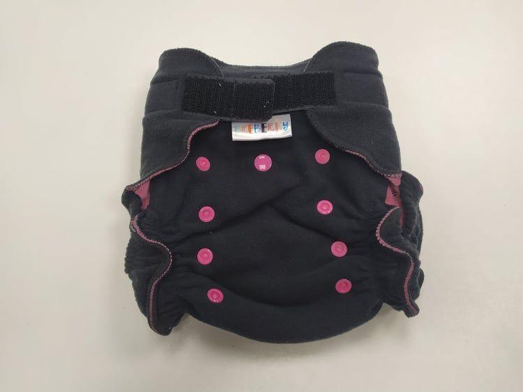 Barefoot BREBERKY - Svrchní kalhotky fleece M - suchý zip bosá
