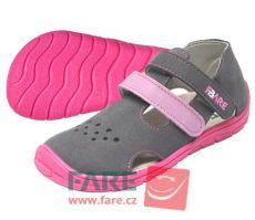 FARE BARE dětské sandály 5164252