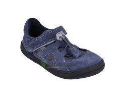 Barefoot Jonap barefoot B9S sandále modrá bosá