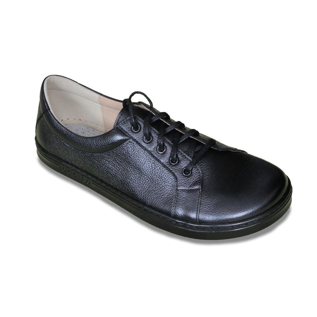 Barefoot Peerko 2.0 kožené boty - Classic Black bosá