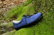Barefoot Peerko 2.0 kožené boty - Classic Blue bosá