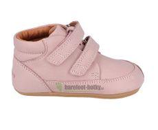 Barefoot boty Bundgaard Prewalker II Velcro Old Rose WS