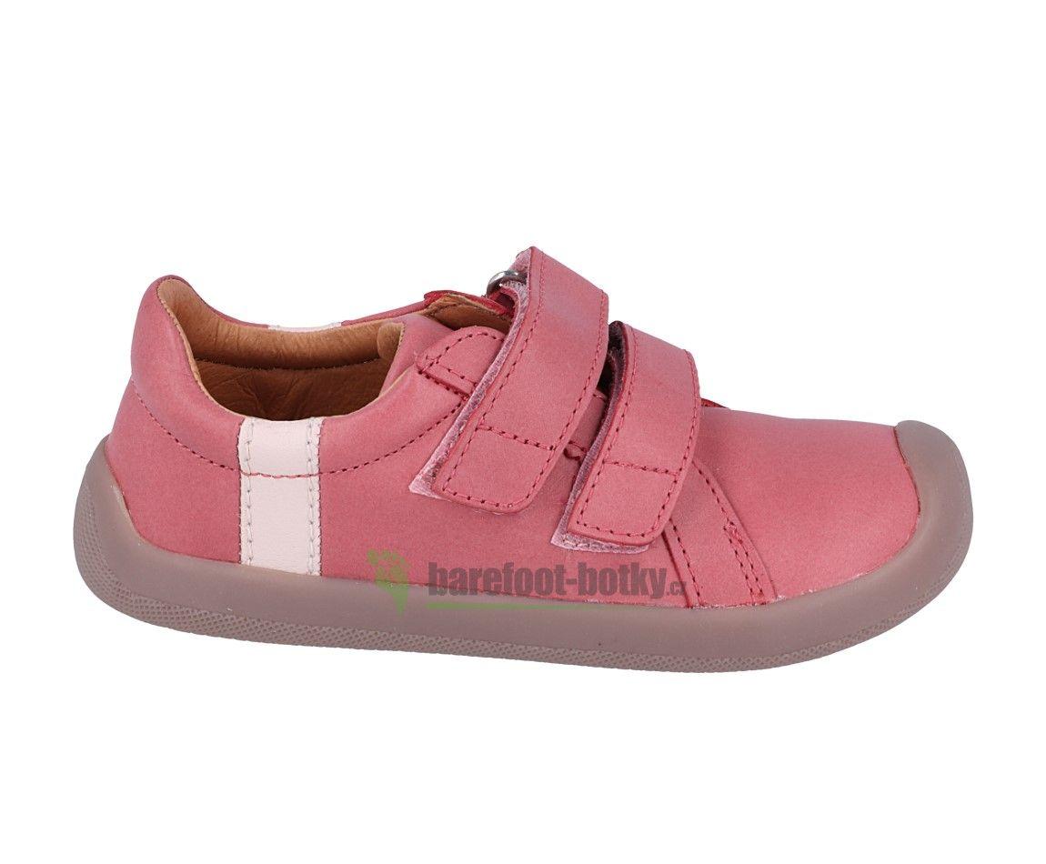 Barefoot Celoroční boty Bundgaard Walker Soft Rose WS bosá