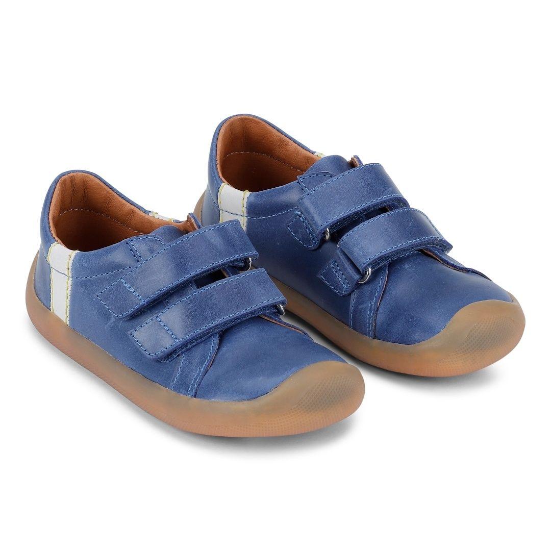 Barefoot Celoroční boty Bundgaard Walker True Blue WS bosá