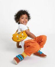 Barefoot Dětská ledvinka Affenzahn Hip-Bag Timmy Tiger bosá