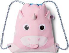 Dětský batůžek Affenzahn Kids Sportsbag Unicorn - pink