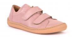 Froddo barefoot celoroční boty pink - suché zipy