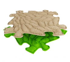 Ortopedická podlaha MUFFIK puzzle Les