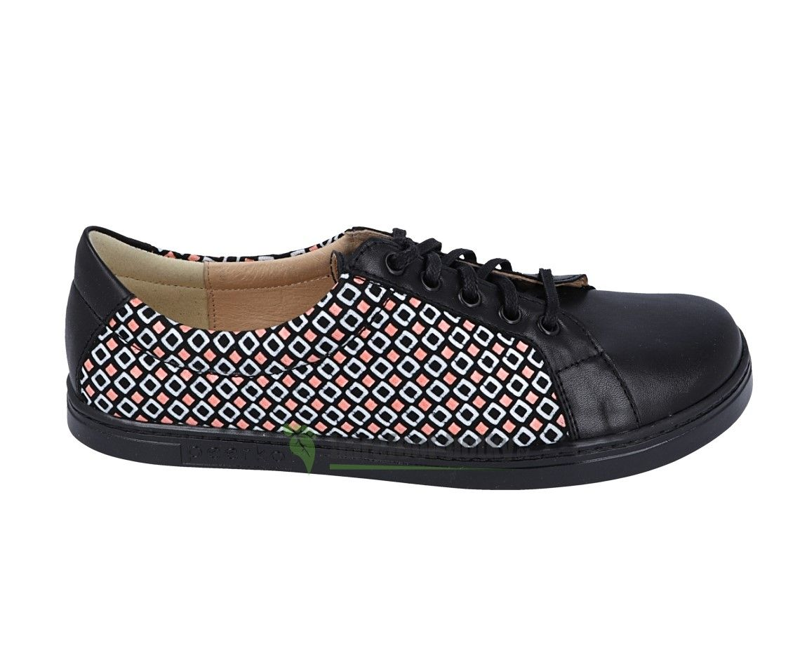 Barefoot Peerko 2.0 kožené boty - Cube bosá