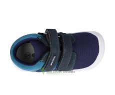 Barefoot Protetika barefoot boty Step navy bosá