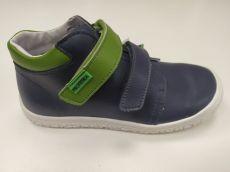 Barefoot Protetika Margo navy - celoroční botky bosá
