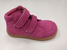 Baby bare shoes Febo Fall Fuchsia Velour
